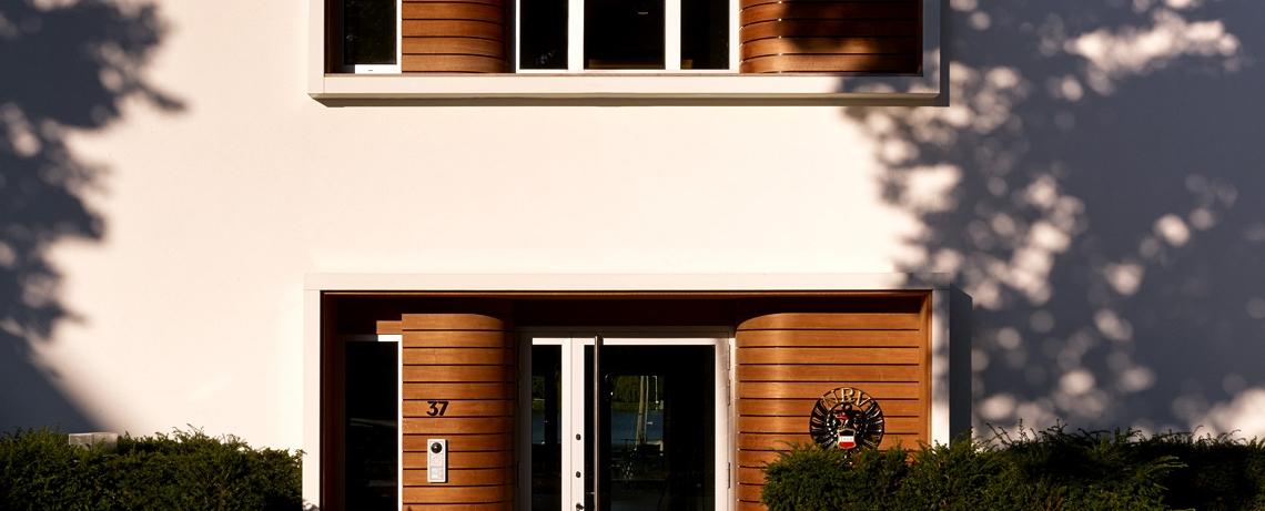 Lütje-Yachts veredelt NRV Clubhaus