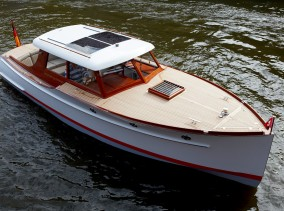 Lütje-Yachts - Elbe 33