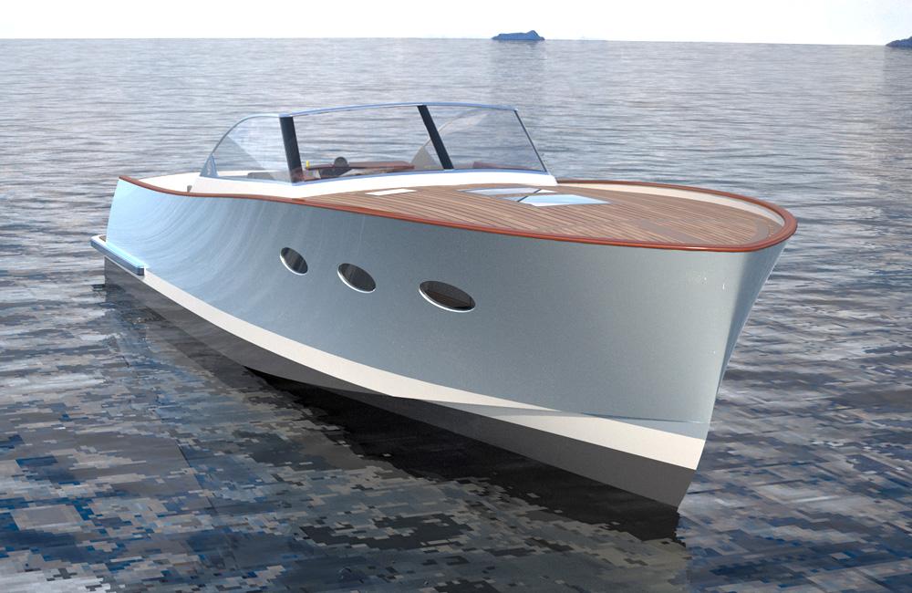 Segelyacht modern  LÜTJE-YACHTS | Concept – MODERN COASTER 35 Open